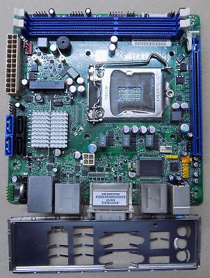 Mainboard Intel Board DQ67EP Sockel LGA1155 DDR3 PCIe miniITX mit Blende #A15 online kaufen