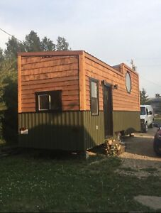 Looking to park 28' tiny house near Banff/Canmore area