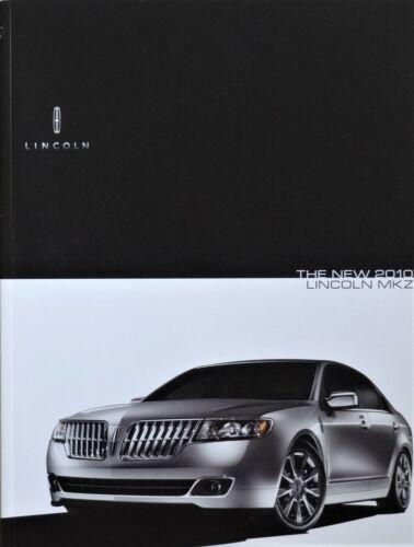 2010 Lincoln MKZ  Brochure