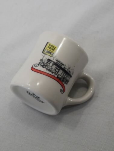 2012 Waffle House Restaurant Diner Style Coffee Mug / Cup Never Used
