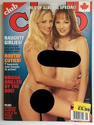 Mens Vintage Classic Glamour Magazine Vol.29 No.5 Sunny Leone, Brianna Banks