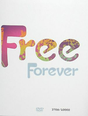Free Forever  Number  Limited Edition New 2 Dvd Concert Paul Rogers  Andy Fraser