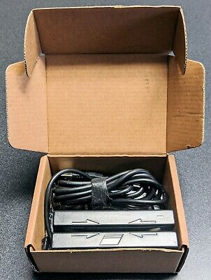 Magtek 21040110 Magnetic Stripe Swipe Card Reader Free Shipping