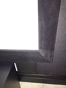 """Projector Screen 135"""" inches 16:9 Apect Ratio **Mint Flawless"""