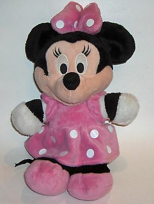 plush Disneyland **Minnie Mouse** - dressed in pink