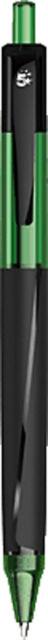 Kugelschreiber 961002 grün 0,5mm von 5 Star