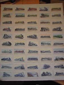 SUPERB WILLS CIGARETTE CARDS