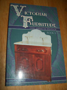 VICTORIAN-FURNITURE-VALUE-GUIDE-COLLECTORS-BOOK