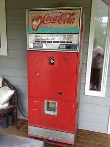 60s coke machine