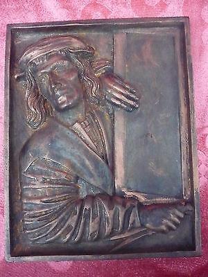 Pretty, Old Iron Relief Picture__fenstergucker , Viennese