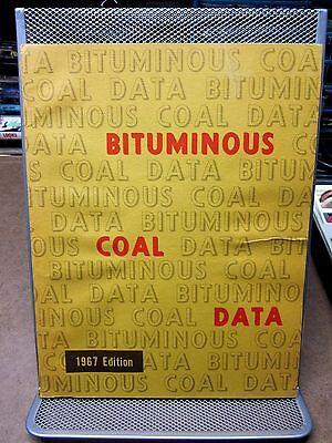 Bituminous Coal Data 1967 National Coal Association Distribution
