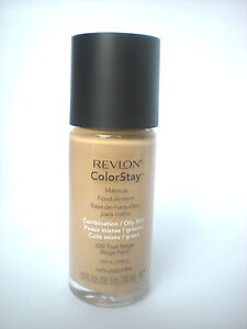REVLON colorstay colourstay foundation 30ml light shade