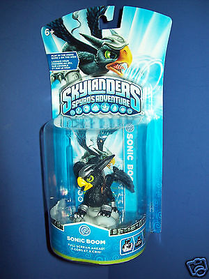 Skylanders Figure 2011 Spyros Adventure - Sonic Boom Sealed
