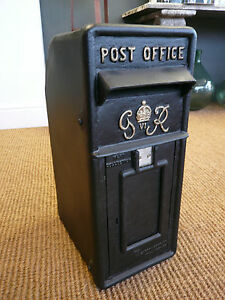Royal-Mail-Cast-Iron-GR-Post-Box
