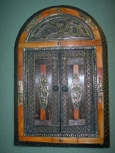 ... about MOROCCAN MIRROR WALL BATHROOM DRESSER LIVINGROOM DECOR SMALL
