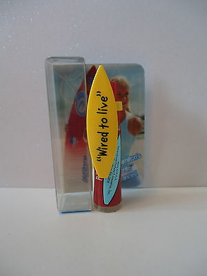 Wired To Live Cologne By Bethany Hamilton - .25oz Mini Travel Size Spray Bottle