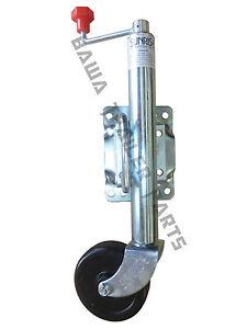 6-Heavy-Duty-Swing-Up-Trailer-Jockey-Wheel-1000lbs-Trailer-Parts