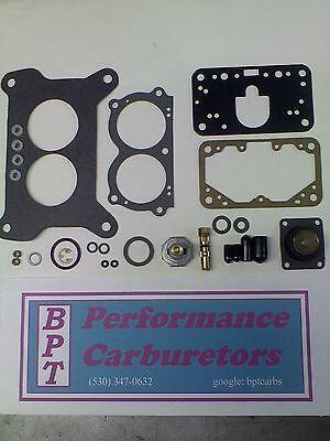 Holley 6425 650 Cfm 2 Barrel Carburetor Rebuild Kit