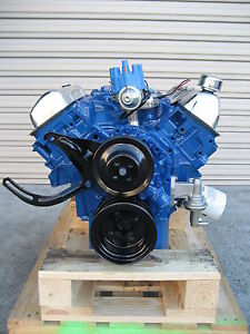 FORD-351c-351-cleveland-rebuilt-engine-LPG-heads-Falcon-V8-F100-GT-GS