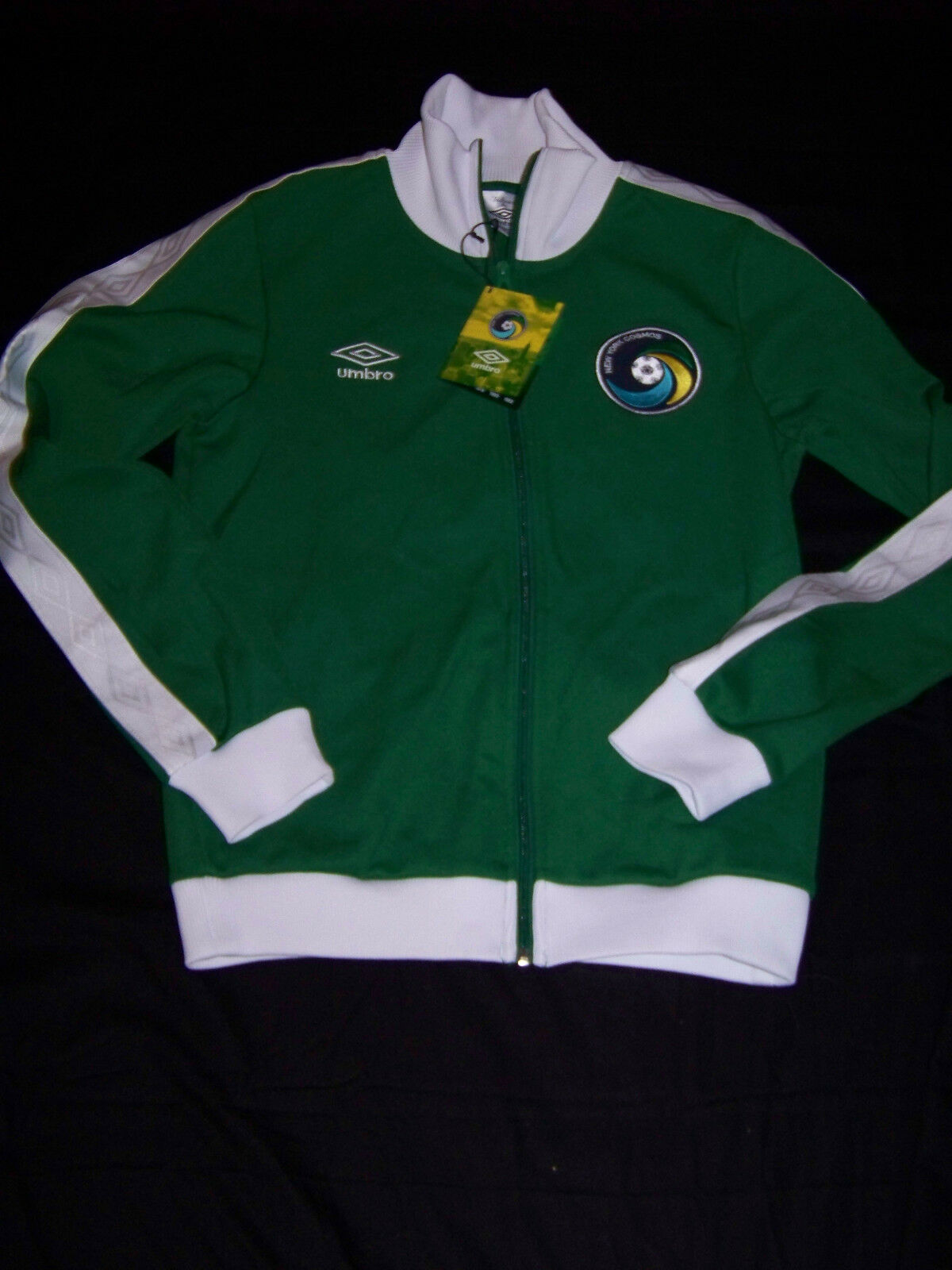 Umbro Men's York Cosmos Jacket Retail $90