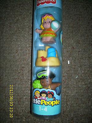 Fisherprice Little People Blue
