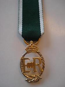 RNR-Miniature-Medal-Royal-Naval-Reserves-Navy-Decoration-E11R-Long-Service