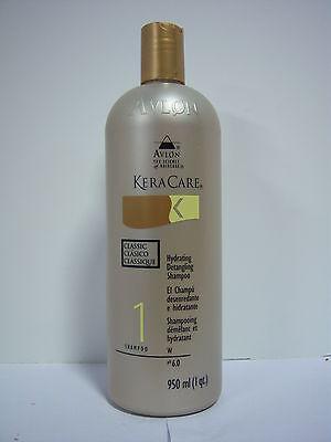 Avlon Kera Care Hydrating Detangling Shampoo 32 Oz