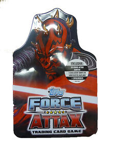 Star Wars Force Attax Serie 3 Trading Card Game Tin Dose 60964581 - NEU - OVP