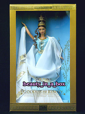 Mattel 2000 Barbie Collectibles - Bob Mackie International Beauty Collection - Fantasy Goddess of Americas Barbie Toys