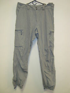 PATAGONIA-PCU-GEN-II-LEVEL-5-SOFT-SHELL-PANTS-SMALL-REGULAR-NWOT