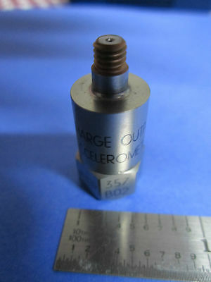 Pcb Piezotronics 357b02 Charge Mode Accelerometer 14pcg Vibration Calibration