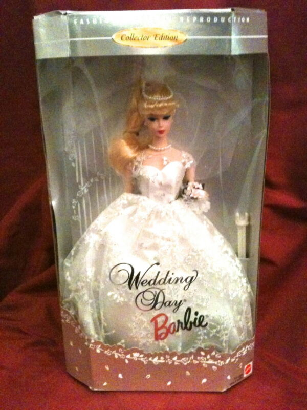 WEDDING DAY BARBIE COLLECTOR'S EDITION New in box