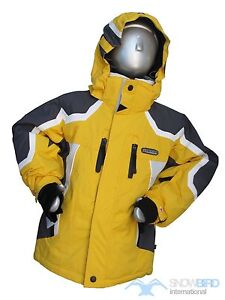 AMERICAN PROJECT KIDS JACKET! - Yellow Size: 12- 14