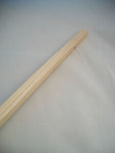 1-2-x-1-2-x-36-Model-Lumber-hardwood-strip-craft-1pc-paint-grade