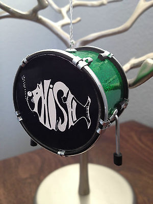 Phish Jon Fishman Drum Ornament - great gift year round-Free Shipping within US on Rummage