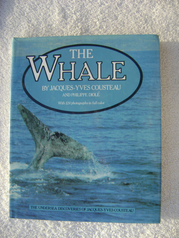 THE WHALE BOOK MARITIME NAUTICAL MARINE (#051)