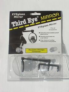 THIRD-EYE-EYEGLASS-GLASSES-MIRROR-BIKE-BICYCLE-RIDING-3RD-NEW