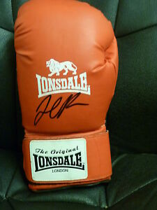 David-Price-Signed-Boxing-Glove