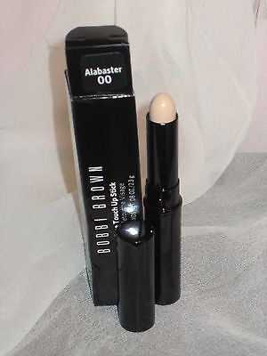 NIB Bobbi Brown Face Touch-Up Stick, ALABASTER #00