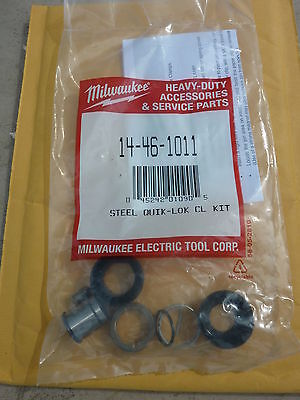 Milwaukee Sawzall Quik Lok Blade Clamp Kit 14-46-1011