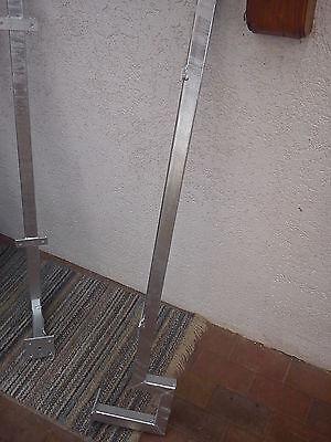Geländerpfosten Balkongeländer verzinkt aus 40x40x3