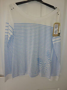Really-Pretty-OXBOW-Lavender-Dalayi-Long-Sleeved-T-Shirt-NWT