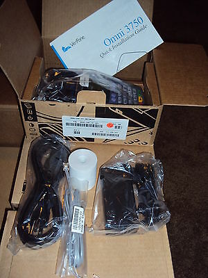 Brand In Factory Box Verifone Omni 3750 Terminal Extended 4mg Memory