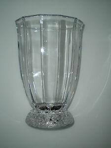 ROSENTHAL MARIA WEISS GLAS VASE - 24 cm NEU Glasvase!