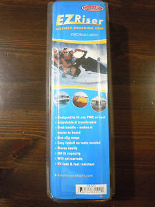 EZ-Riser-Flexible-Boarding-Step-Ladder-Jet-Ski-Boat-Ladder-New