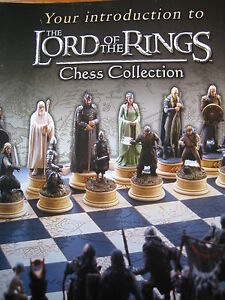 Lord-Of-The-Rings-LOTR-Chess-Collection-Choose-From-37-66