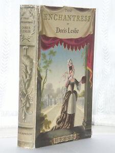 Doris-Leslie-That-Enchantress-c1949-1st-Edition-HB-DJ