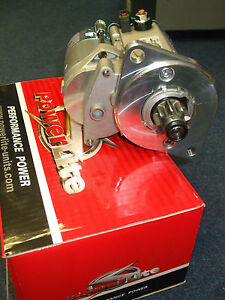 ESCORT X FLOW/BDA/TWIN CAM HIGH TORQUE STARTER MOTOR