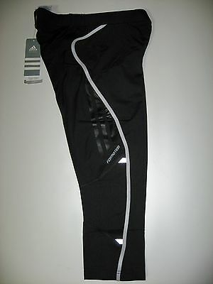 Adidas Adistar 3/4 Tight W Size Uk10 Capri Leggings Tracksuit Bottoms