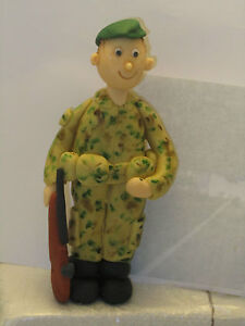 royal marine wedding cake toppers royal marine soldier figure edible birthday cake topper 19407
